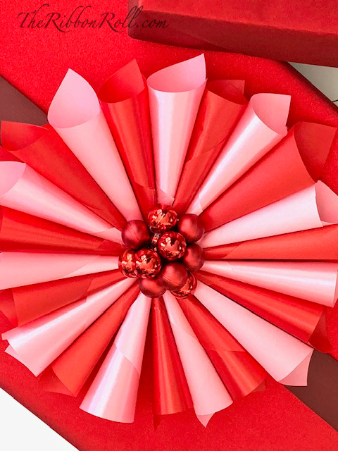 Starburst Ribbon Ornaments