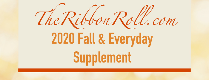 2020 Fall & Everyday Supplement