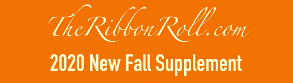 2020 New Fall Ribbon Supplement